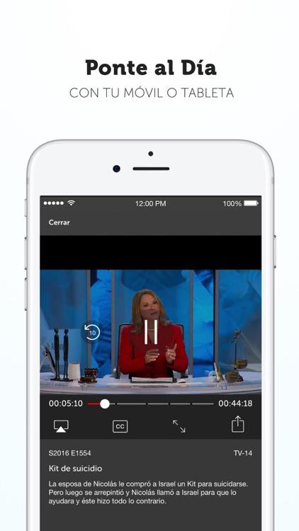 Telemundo Now screenshot-3