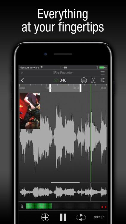 iRig Recorder LE screenshot-3