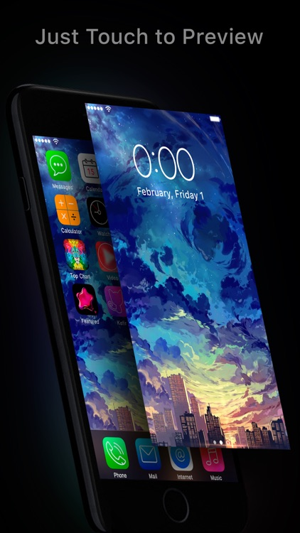 Featured of Wallpapers & Cool Backgrounds App screenshot-4