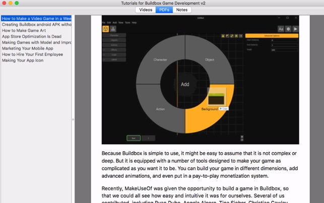 game making app for mac