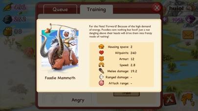 Conquer Earth : Location Based Stone Age War screenshot three