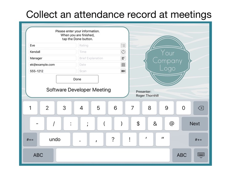 Meeting Attendance screenshot-0