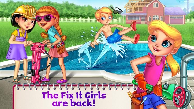 Fix It Girls - Summer Fun