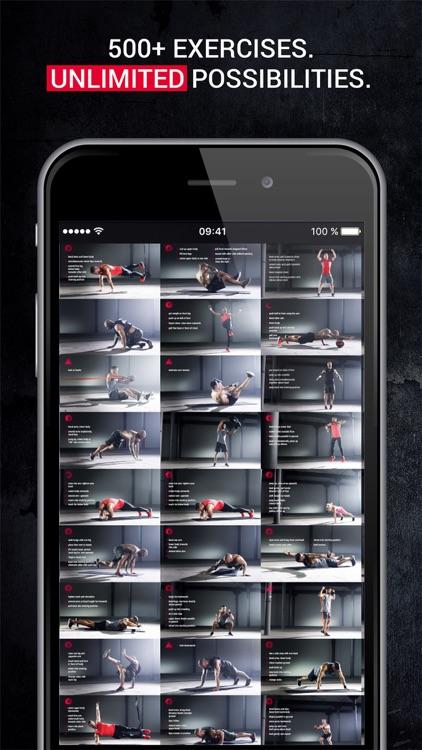 ZANUM - Smart Fitness Training screenshot-4
