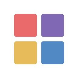 4色揃え 頭脳バトル!オンライン脳トレミニゲーム