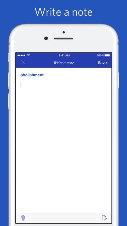 Modern English Usage Dictionary screenshot-4