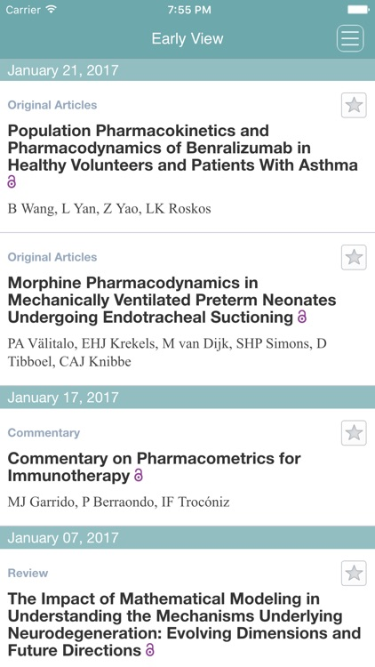 CPT: Pharmacometrics & Systems Pharmacology