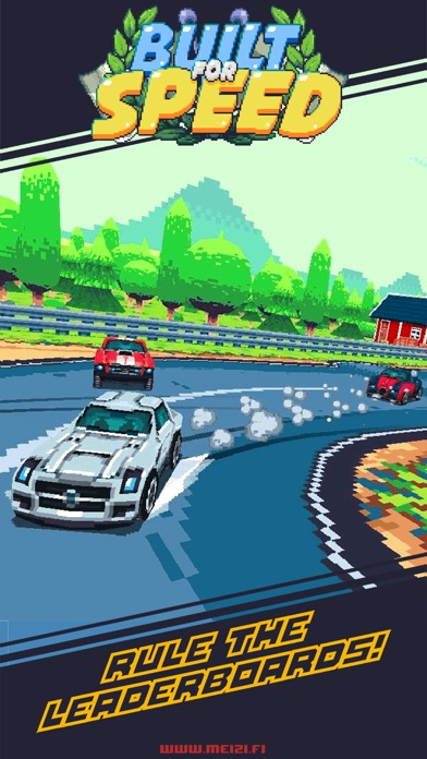 Built for Speed App 截图