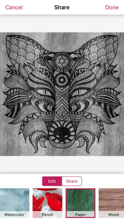 coloring book color therapy free adult for adults screenshot-4