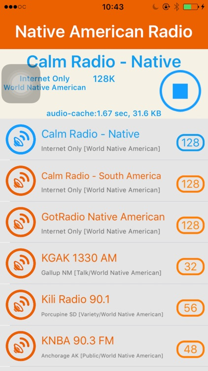 World Native American Radio screenshot-1