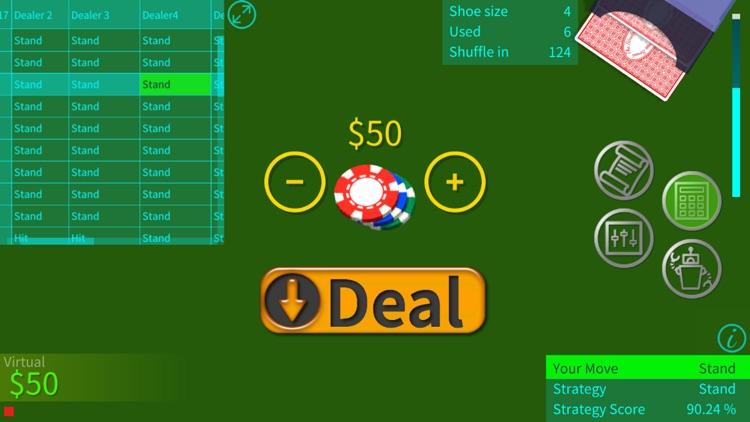 Blackjack Strategy Sensei