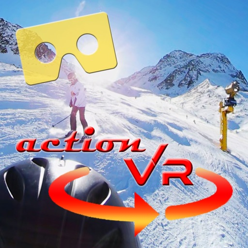 Alpine Ski VR 360 Virtual Reality Experience