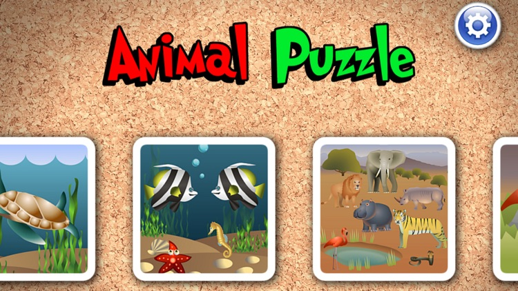 Animal Puzzle For Toddlers screenshot-4