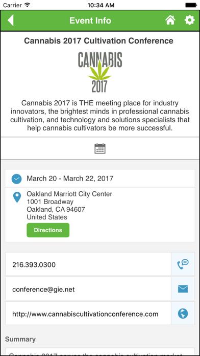 Cannabis 2017 screenshot three