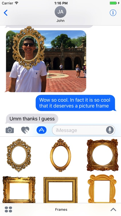 Message Frames