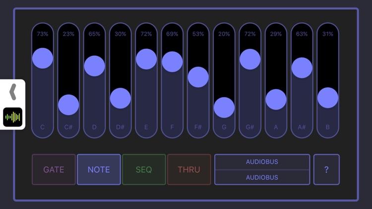 midiFILTr-PG Probability Gate MIDI Effect