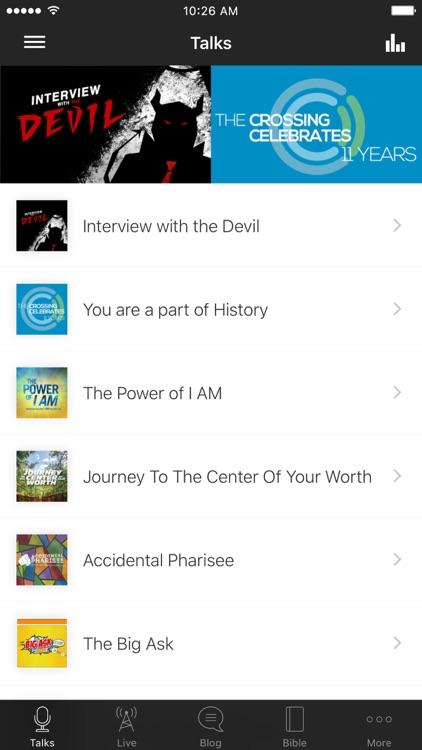 The Crossing Church App
