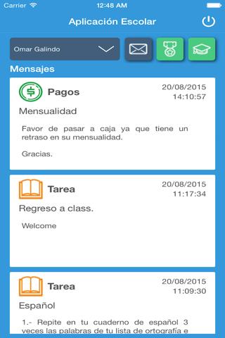 Colegio Siglo XXI - náhled
