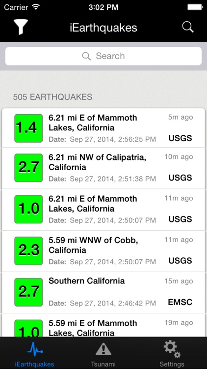 iEarthquake Lite