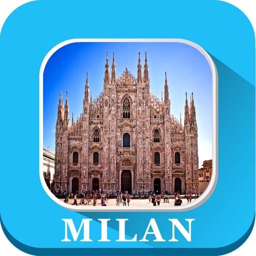 Milan Italy - Offline Maps navigator