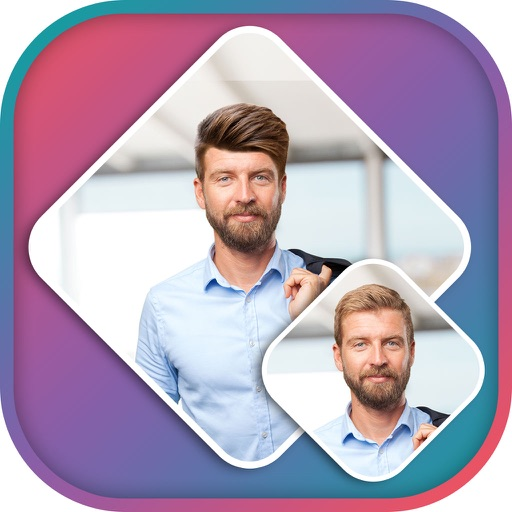 Man Hairstyle Photo Editor - Man Hairstyle Booth