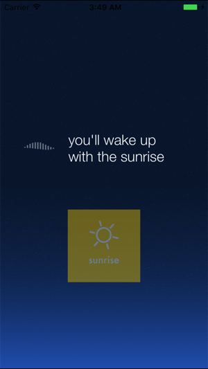 Sunriser Screenshot