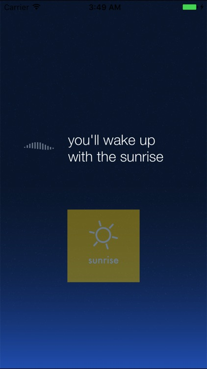 Sunriser screenshot-1