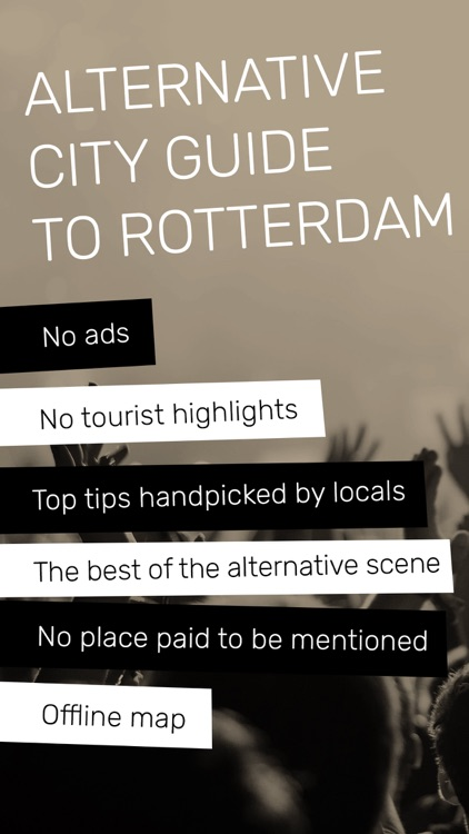 Indie Guides Rotterdam screenshot-0