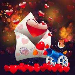 Sweet Love Greeting Cards And Stickers