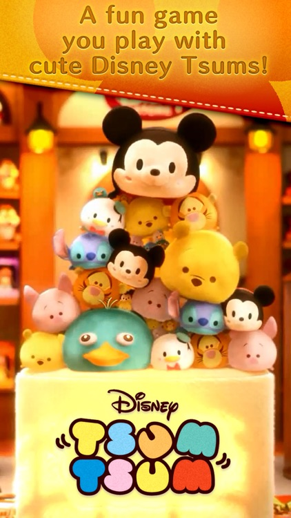 LINE: Disney Tsum Tsum screenshot-0