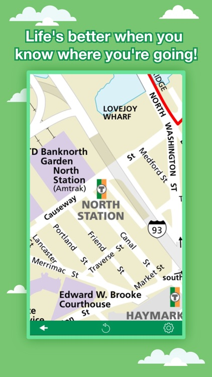 Boston City Maps - Discover BOS with Metro & Bus screenshot-4