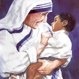 Mother Teresa Comic Book