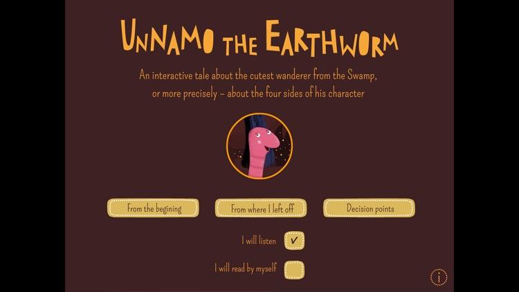 Unnamo the Earthworm: interactive tale screenshot-4