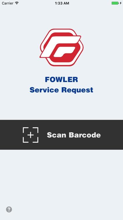 Fowler Service Request