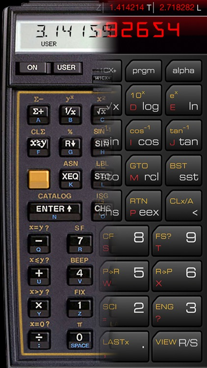i41CX+ — RPN Calculator with Printer and CAS