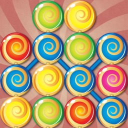 Candy Collapse Sweet Lollipop Edition
