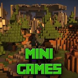 MINIGAMES - Mini Games Maps For Minecraft PE