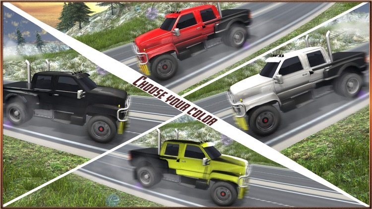 Offroad Sierra 4x4 Simulator – Hill Climb Driving screenshot-2
