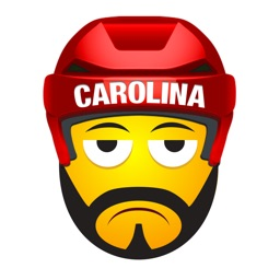 Carolina Hockey Stickers & Emojis