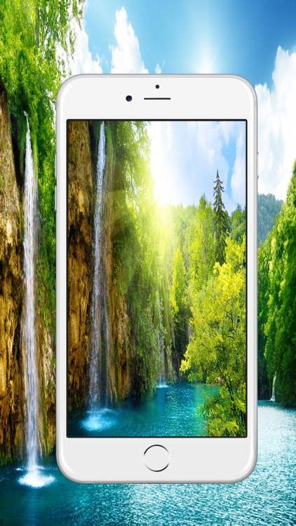 HD Wallpapers & Backgrounds Themes For Lock Screen by Iqbal Bhatti