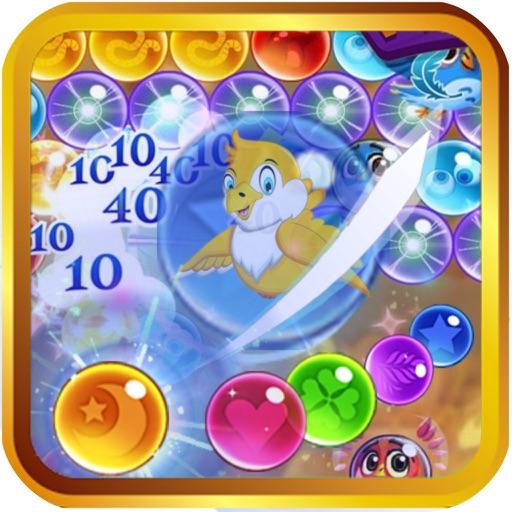 Magic forest Ball - Pop Game