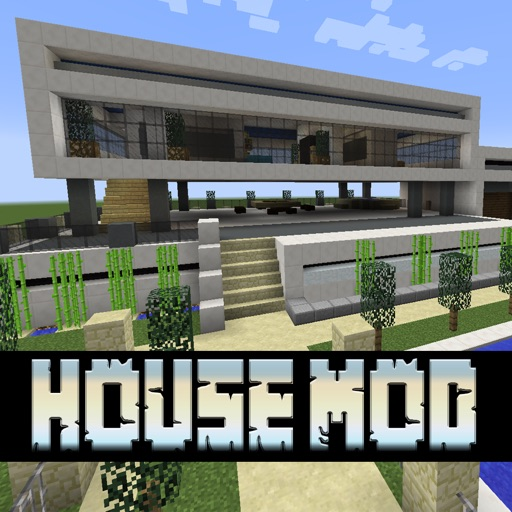 HOUSE & Building MOD for Minecraft Game PC Guide by Hai Lam