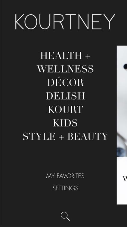 Kourtney Kardashian Official App screenshot-0