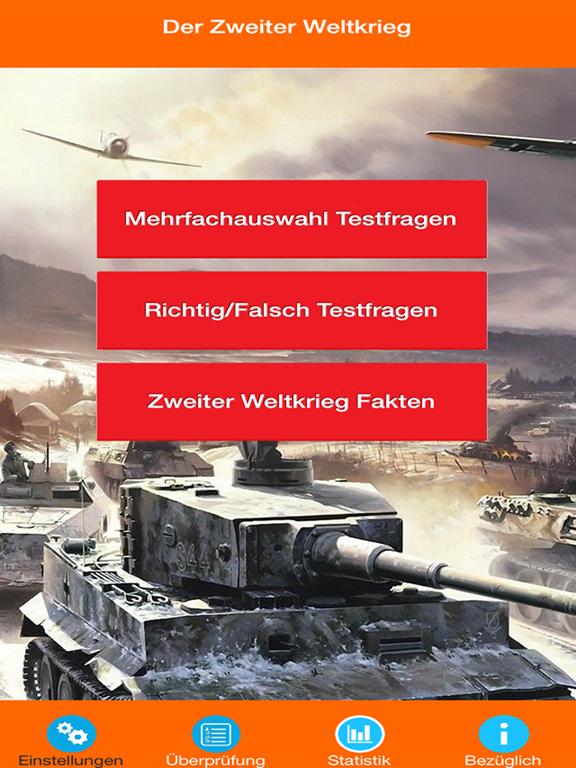 Der Zweite Weltkrieg Quiz screenshot 6