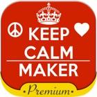 Keep Calm Generatore di poster - Pro icon