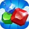 ジュエルマジック - ランキング ゲーム 無料 簡単 パズル 人気 暇つぶしアイコン