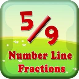 Number Line Fractions