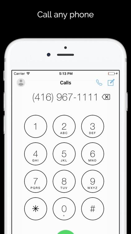 SMessenger - SMS Text Messaging, Voice, and Video screenshot-3