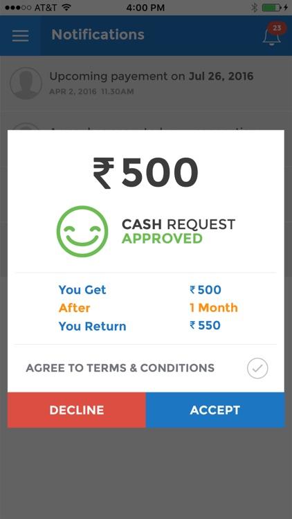 mPokket – Instant Loans screenshot-3