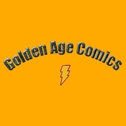Golden Age Comic Books